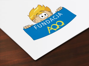 Logotyp Fundacja Aqq