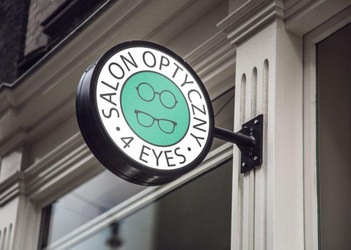 Logotyp 4 eyes